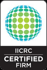 IICRC Certified Firm Gradient Color